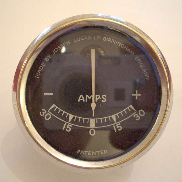 [SCHEMATICS_48IU]  In-car Amp meter | 12 Volt Amp Gauge Wiring Diagram |  | barneymg.chicagolandmgclub.com