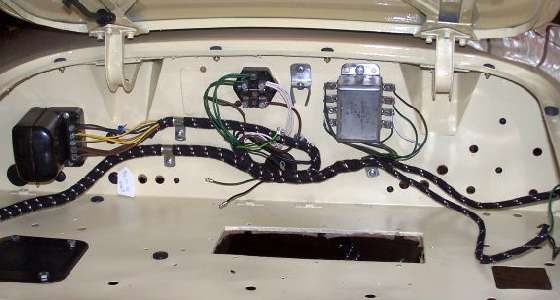 MGA wiring harness installationbarneymg.chicagolandmgclub.com